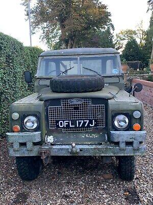 Land Rover Series 3 Long wheel base