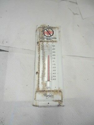 metal thermometer heatbusters 1990 whirlpool room air conditioners rough face