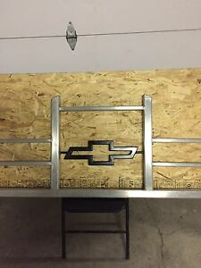 Aluminum back rack