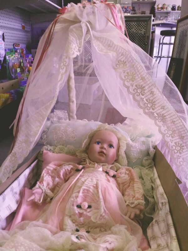Victorian Lullaby Doll