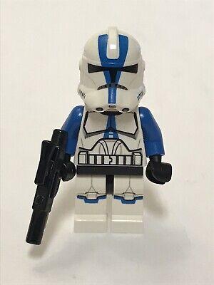 LEGO Star Wars 501st Legion Clone Trooper Minifigure 75002 75004Nice