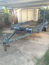 Car trailer 17 foot / 5m - With Solar Ainslie North Canberra Preview