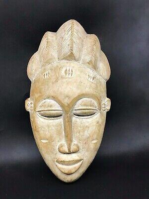 Antique Mask African Decorative/Vintage/Decoration Tribal