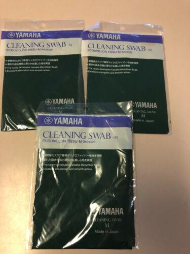 Yamaha Cleaning Swab CLSM2, Size Medium, Lot of Three, Clarinet, NIP