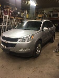 2010 Chevrolet Traverse LT AWD