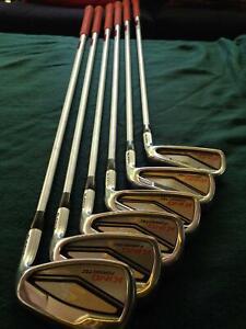 "Golf Clubs Cobra ""King Forged Tec"""