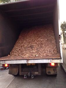 Free mulch ,wood-chip delivered to your door Fairfield Fairfield Area Preview