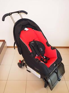 """""""Lilly Gold"""" Sit n Stroll Carseat/Stroller - North Ryde RRP $5OO+"""