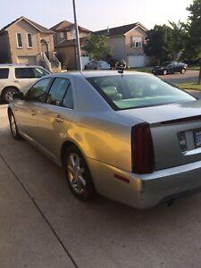 2006 Cadillac STS 4.