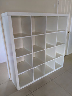 Ikea 16 cube shelf Expedit white