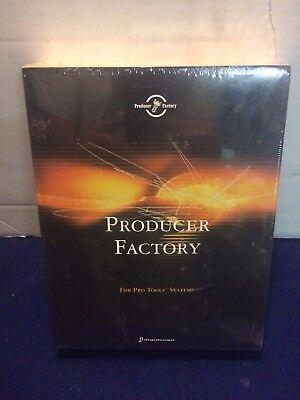 Factory Plug In Bundle - Digidesign Producer Factory Plug In Bundle V 1.0
