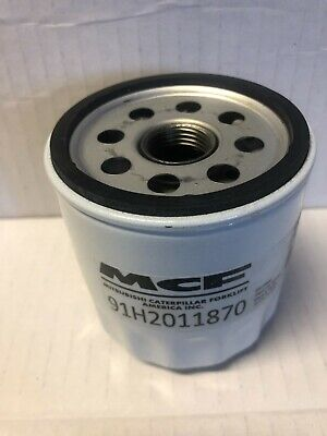 Mcf Mitsubishi Caterpillar 91h2011870 Forklift Oil Filter