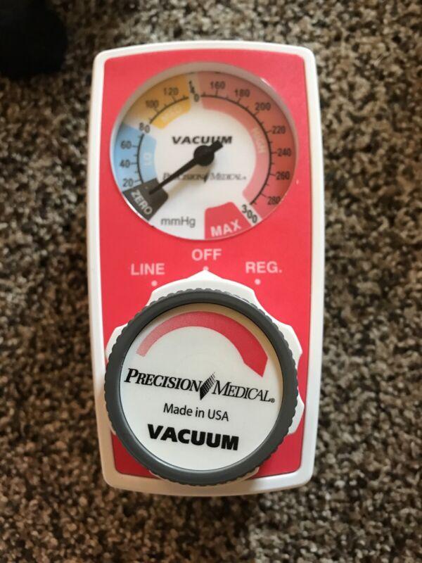 PRECISION PM3100HV/PM3114HV Continuous Vacuum Regulator 3 Mode PM3100 uB/kp
