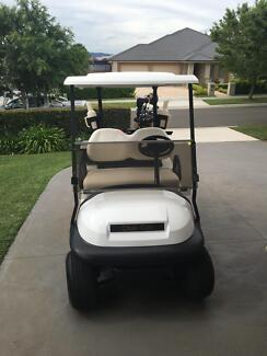 Golf Cart - 2016 Club Car Precedent
