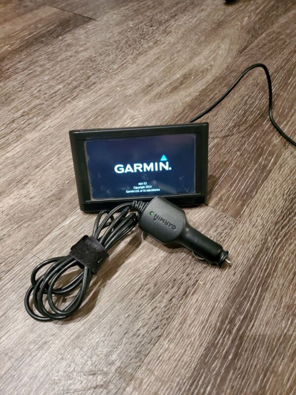 Garmin 52LM GPS Device Used with Free Shipping