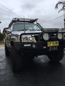 2007 Nissan Patrol $18,700
