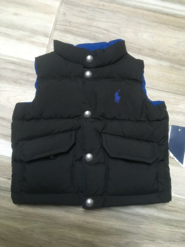 POLO RALPH LAUREN BABY BOY COAT JACKET 9 Month 9M Infant