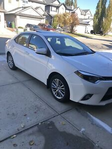 2015 Toyota Corolla CVT LE Eco Upgraded Only 63000km Mint.