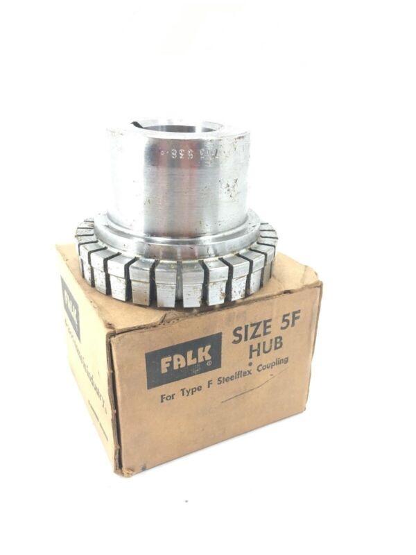 Falk Size 5F Hub Steelflex Coupling 703538 - New
