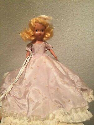 Vintage Nancy Ann Storybook Dolls ~ #188 A February Fairy Girl with Box