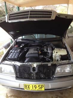 1994 Mercedes-Benz C220 Sedan Armidale City Preview