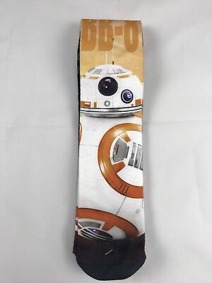 Star Wars Mens Socks 2 Pairs R2d2 Polyester Spandex New