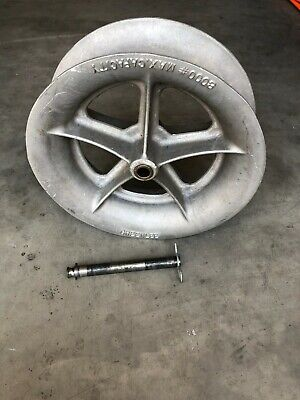Greenlee 18 Sheave Wheel For Cable Puller Tugger With Pin 8000 Lb