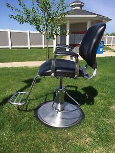 Heavy Duty Hair Chair