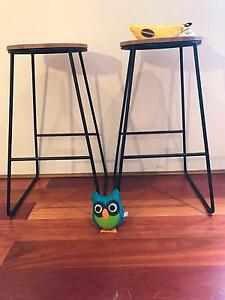 MOVING SALE! Two, simple bar stools AND MORE Brighton-le-sands Rockdale Area Preview
