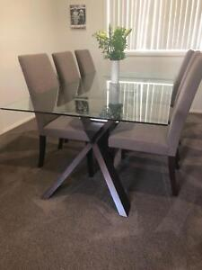 Dining Table And 6 Chairs Nick Scali