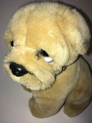 Plush Animals Wholesale (Wholesale Merchandisers Bulldog  8
