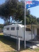 Caravan 24ft with annexe South Morang Whittlesea Area Preview