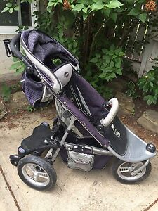 Valco Baby Runabout Tri-Mode Stroller