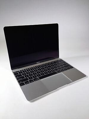 "Apple Macbook Core M 1.1GHz 12"" (Early-2015) (MF855LL/A) | 8GB 256GB | READ*"