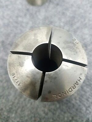 Genuine Hardinge 2j Collet Lightly Used 1116