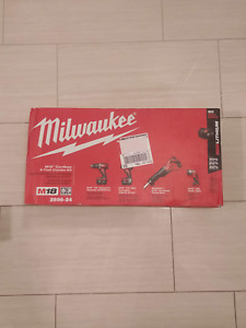 Milwaukee 2696-24 M18 Tool Set