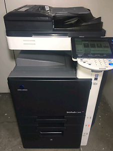 Konica Minolta Bizhub C360 Multifunctional Printer Prestons Liverpool Area Preview