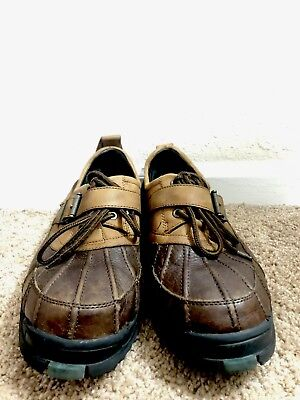 Graphite Jeans Wear Mens Shoes Size 12 Low Strap With Buckles