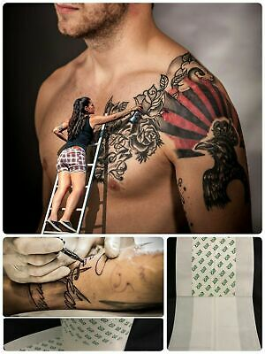 Suprasorb F- Transparenter Folienverband Wundverband Tattoo Duschpflaster