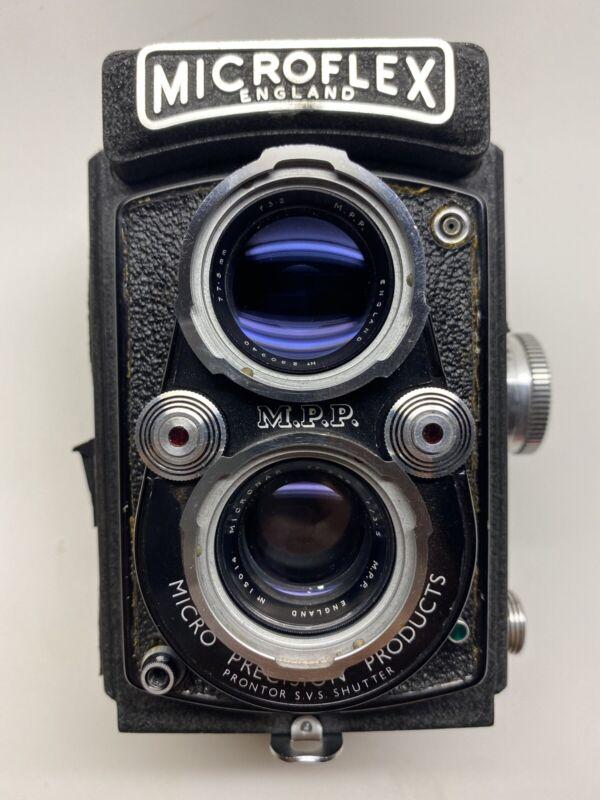Mpp Microflex TLR Cooke Micronar 77.5mm F3.5