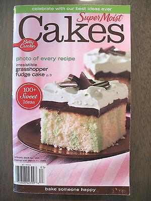 Betty Crocker Super Moist Cakes Spring 2008 cookbook 243 - Halloween Apple Desserts
