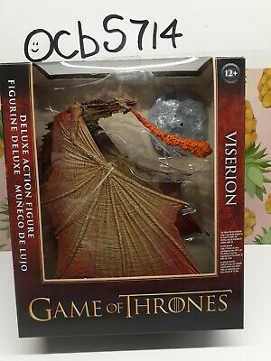 Game of Thrones Viserion Deluxe Action Figure McFarlane Toys Dragons HBO