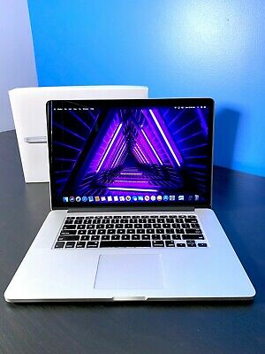 MACBOOK PRO 15 INCH MAC LAPTOP | OS2019 | 1TB SSD | 3.4GHZ CORE I7 | FORCETOUCH!