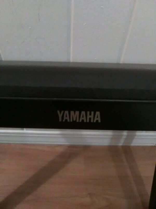 Yamaha Music bench