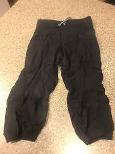 Ivivva crops size 7 *like new*