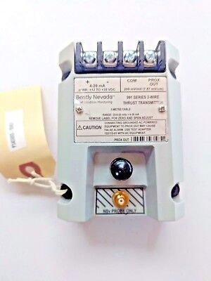 Bently Nevada 991-25-50-01-05 2-wire Thrust Transmitter New With Box