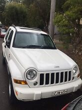 Jeep cherokee for sale Meadowbank Ryde Area Preview