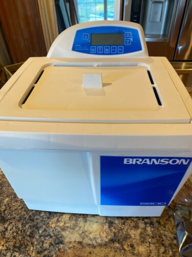 CPX-952-518RBranson CPX5800H 2.5G Ultrasonic Cleaner w/ Digital Timer & Heater