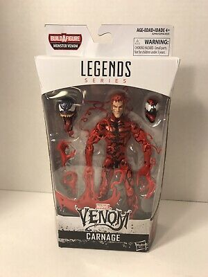 HASBRO MARVEL LEGENDS SERIES CARNAGE BAF MONSTER VENOM