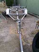 5.4m break back boat trailer (unregistered) Gosnells Gosnells Area Preview